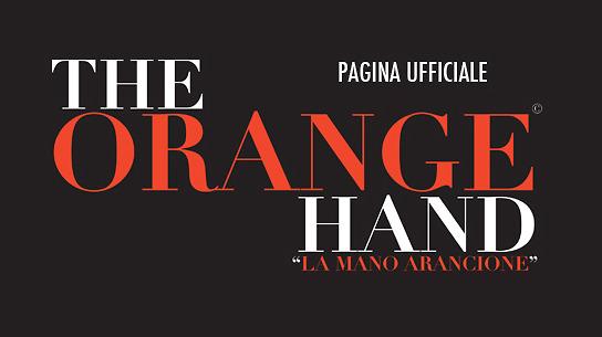 The orange hand