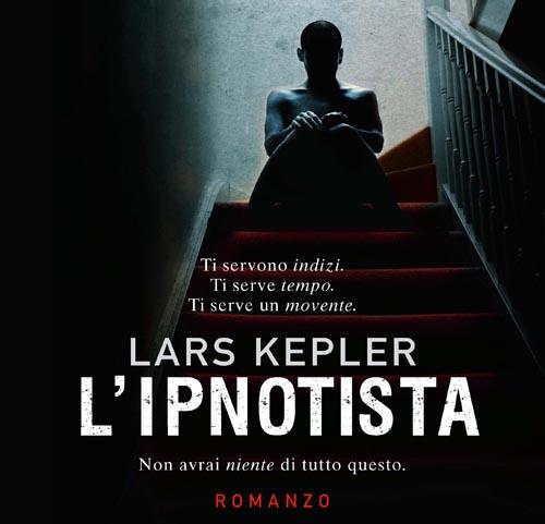 Thriller psicologico di Lars Kepler