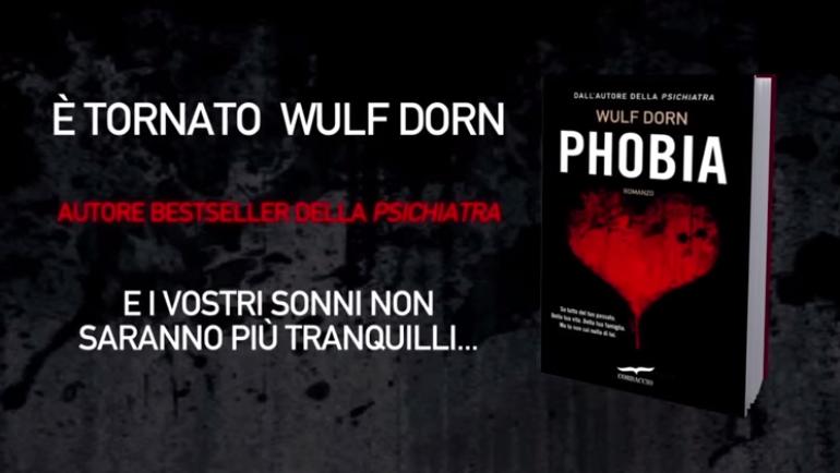 Recensione thriller psicologico: Phobia di Wulf Dorn