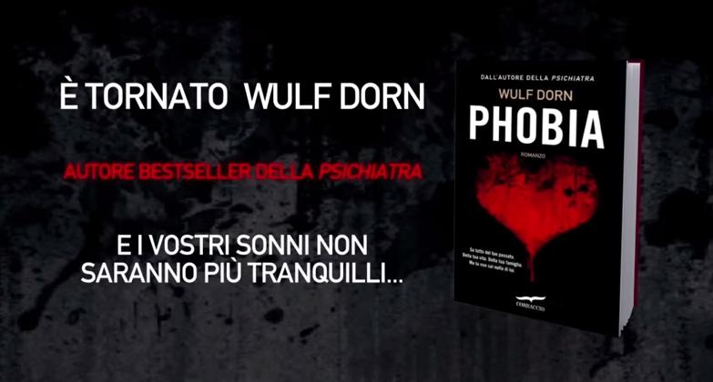 Thriller psicologico Phobia Wulf Dorn