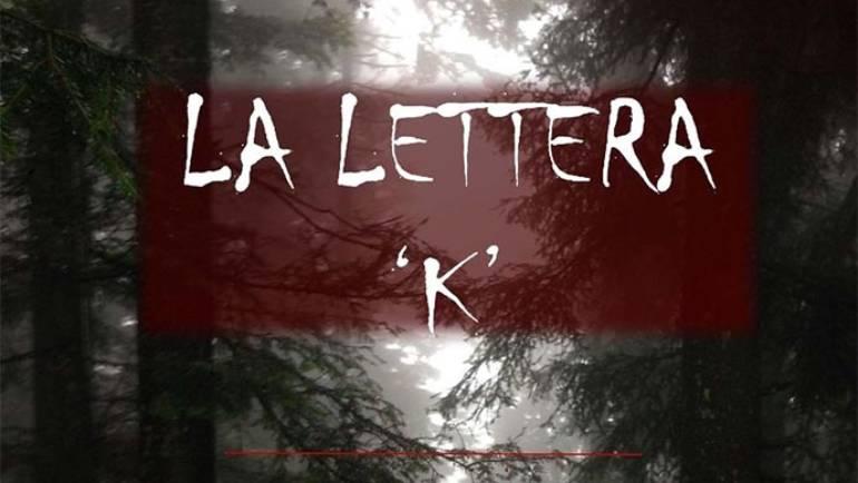 """Recensione romanzo thriller """"La lettera K"""" di Valeria Loredana De  Giorgi"""