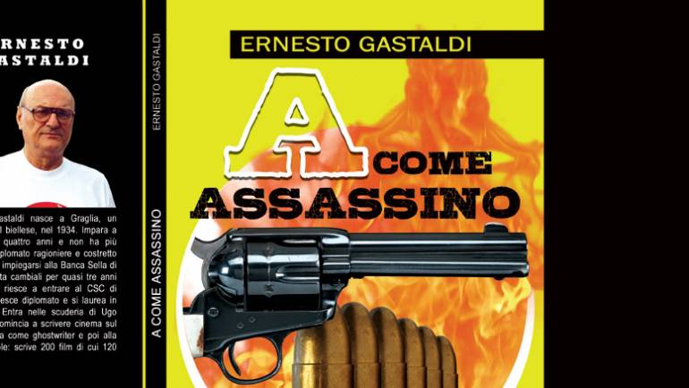 "Recensione romanzo thriller con intervista: ""A come assassino"" di Ernesto Gastaldi"