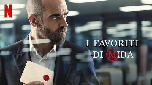 Serie TV thriller I favoriti di Mida